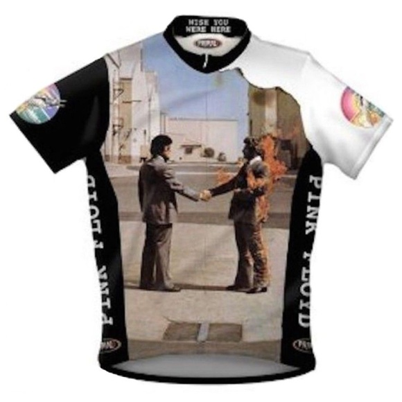 Primal Wear Pink Floyd Cycling Jersey NEW XL 2c1699986